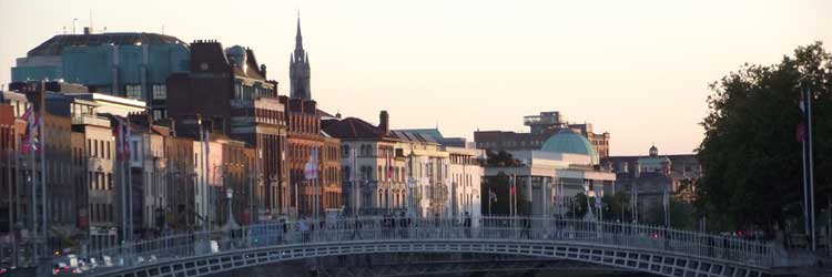 Personalised Day Tours of Dublin City, Ireland
