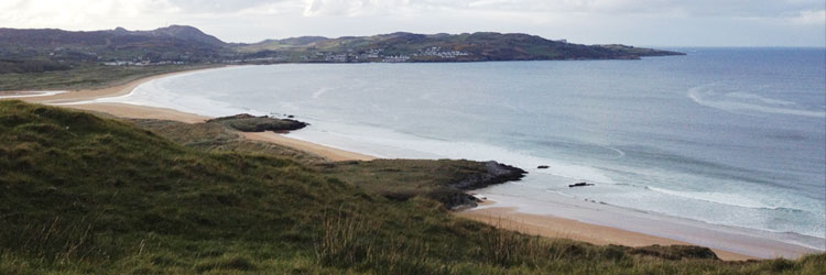 Portsalon Beach, Co. Donegal, Ireland